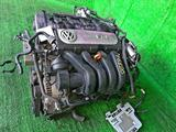 Двигатель VOLKSWAGEN GOLF 1K1 BVY 2005 за 288 225 тг. в Караганда – фото 2