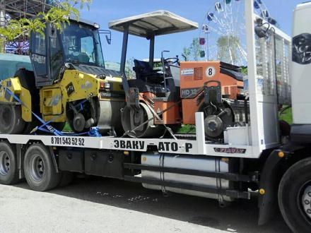Эвакуатор грузовой, трал в Алматы – фото 3