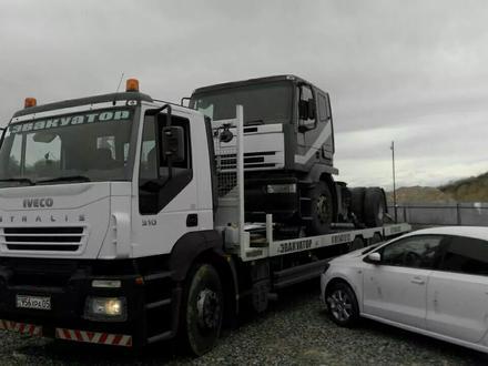 Эвакуатор грузовой, трал в Алматы – фото 4
