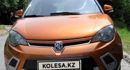 MG 3 2013 года за 3 150 000 тг. в Шымкент – фото 4