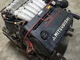 Двигатель Mitsubishi 6A12 V6 2.0 л из Японии за 350 000 тг. в Атырау