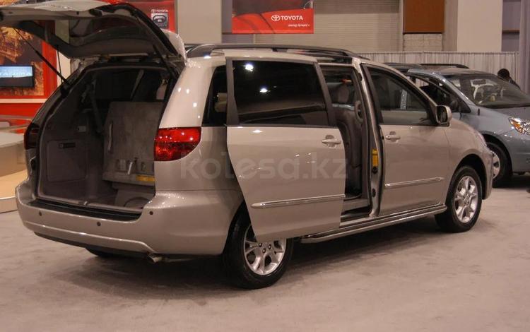 Ремонт электропривода боковых сдвижных дверей, крышки багажника на Тойота S в Алматы