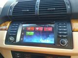 Магнитола радио Android BMW e53 x5 за 120 000 тг. в Алматы – фото 2
