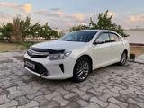 Toyota Camry 2017 года за 8 700 000 тг. в Туркестан