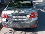 Chevrolet Epica 2007 года за 3 350 000 тг. в Алматы – фото 4