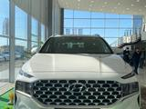 Hyundai Santa Fe 2021 года за 14 090 000 тг. в Шымкент