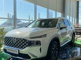 Hyundai Santa Fe 2021 года за 14 090 000 тг. в Шымкент – фото 3