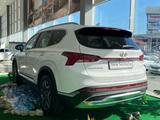 Hyundai Santa Fe 2021 года за 14 090 000 тг. в Шымкент – фото 5