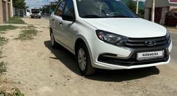 ВАЗ (Lada) Granta 2190 (седан) 2019 года за 3 700 000 тг. в Актобе – фото 2