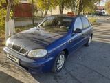 Chevrolet Lanos 2007 года за 900 000 тг. в Кызылорда – фото 3