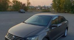 Volkswagen Polo 2018 года за 6 200 000 тг. в Нур-Султан (Астана) – фото 3