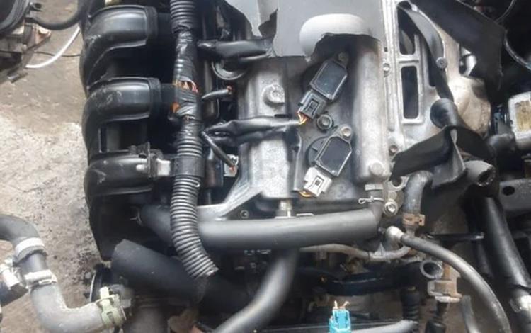 Двигатель 1NZ-FE, 2NZ-FE 1.5, 1.3л VVT-I TOYOTA YARIS привозной контрактный за 200 000 тг. в Шымкент