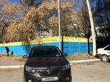 Renault Logan 2018 года за 6 500 000 тг. в Караганда – фото 2