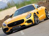 Mercedes-Benz AMG GT 2015 года за 48 000 000 тг. в Алматы