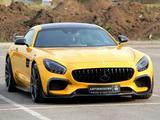 Mercedes-Benz AMG GT 2015 года за 48 000 000 тг. в Алматы – фото 3