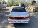 ВАЗ (Lada) 2115 (седан) 2005 года за 850 000 тг. в Усть-Каменогорск – фото 4