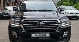 Toyota Land Cruiser 2018 года за 31 000 000 тг. в Алматы – фото 4