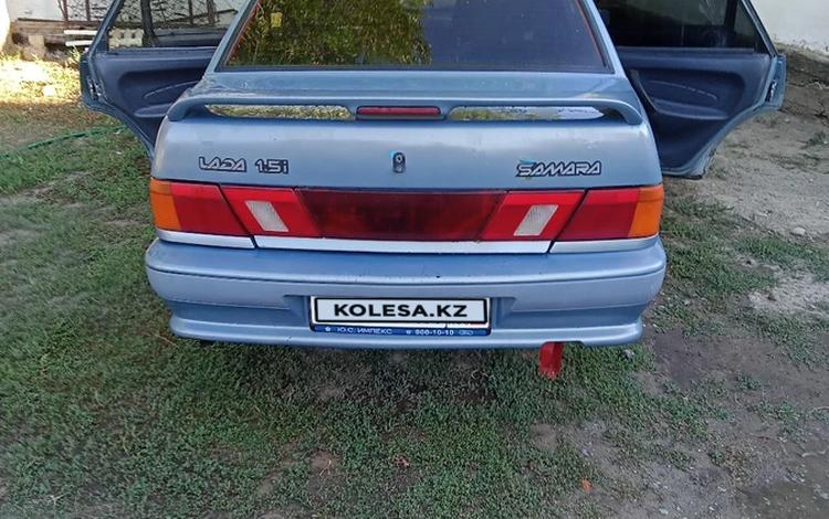 ВАЗ (Lada) 2115 (седан) 2004 года за 650 000 тг. в Талдыкорган