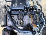 Двигатель привозной на Пежо 1.4 евроеец за 260 000 тг. в Алматы – фото 3