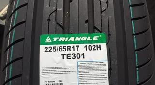Шины Triangle 225/65/r17 TE301 за 22 000 тг. в Алматы