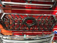 Решетка радиатора TRD на Lc 200 за 40 000 тг. в Алматы