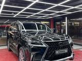 Lexus LX 570 2018 года за 46 300 000 тг. в Алматы