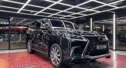 Lexus LX 570 2018 года за 46 300 000 тг. в Алматы – фото 2