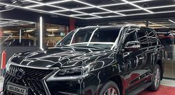 Lexus LX 570 2018 года за 46 300 000 тг. в Алматы – фото 3