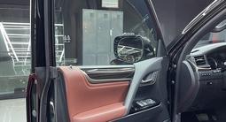 Lexus LX 570 2018 года за 46 300 000 тг. в Алматы – фото 5