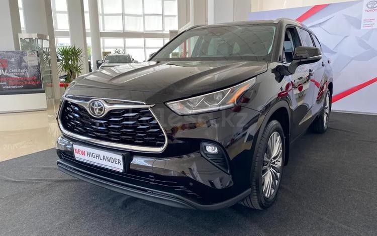 Toyota Highlander 2020 года за 29 150 000 тг. в Караганда