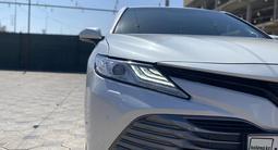 Toyota Camry 2018 года за 13 000 000 тг. в Шымкент – фото 4