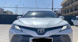Toyota Camry 2018 года за 13 000 000 тг. в Шымкент – фото 5