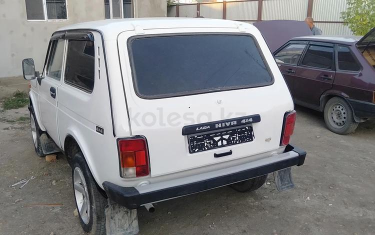 ВАЗ (Lada) 2121 Нива 2004 года за 900 000 тг. в Атырау