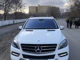 Mercedes-Benz ML 350 2013 года за 14 400 000 тг. в Караганда
