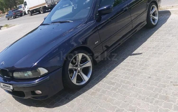 BMW 528 1997 года за 3 200 000 тг. в Актау