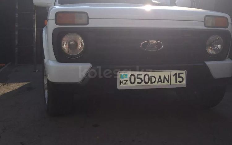 ВАЗ (Lada) 2121 Нива 2014 года за 2 600 000 тг. в Петропавловск