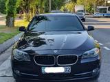 BMW 520 2012 года за 7 600 000 тг. в Алматы – фото 5