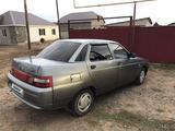 ВАЗ (Lada) 2110 (седан) 2008 года за 880 000 тг. в Уральск – фото 2