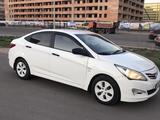 Hyundai Accent 2014 года за 4 400 000 тг. в Нур-Султан (Астана) – фото 3
