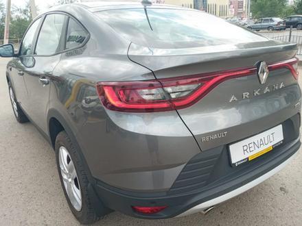 Renault Arkana 2019 года за 9 675 500 тг. в Уральск – фото 4