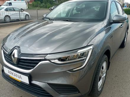 Renault Arkana 2019 года за 9 675 500 тг. в Уральск – фото 3