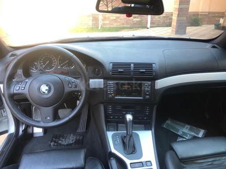 BMW 530 2000 года за 4 700 000 тг. в Шымкент – фото 8