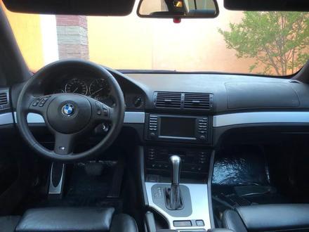 BMW 530 2000 года за 4 700 000 тг. в Шымкент – фото 9