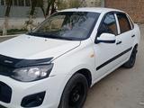 ВАЗ (Lada) 2190 (седан) 2013 года за 1 700 000 тг. в Тараз – фото 2