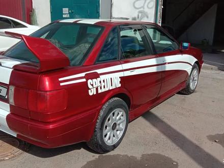 Audi 80 1990 года за 1 350 000 тг. в Костанай – фото 2