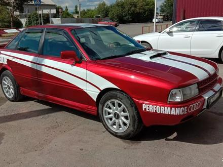 Audi 80 1990 года за 1 350 000 тг. в Костанай – фото 5