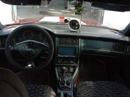 Audi 80 1990 года за 1 350 000 тг. в Костанай – фото 9