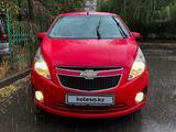 Chevrolet Spark 2012 года за 3 400 000 тг. в Алматы