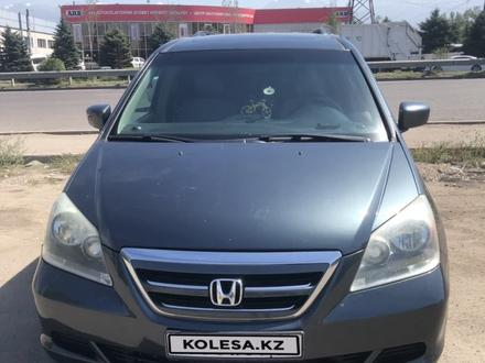 Honda Odyssey 2006 года за 5 600 000 тг. в Алматы – фото 2