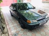 ВАЗ (Lada) 2115 (седан) 2012 года за 2 500 000 тг. в Тараз – фото 3